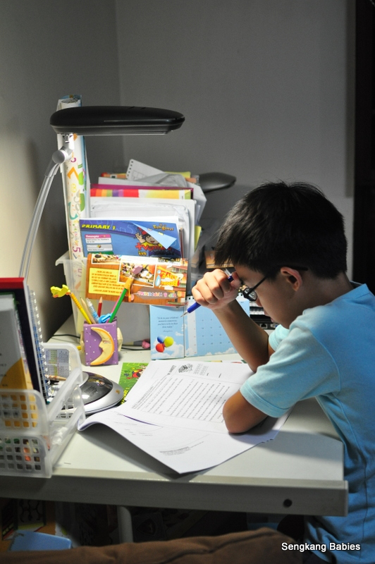 3m Polarizing Light Helps Our Kids To Study Better Sengkang Babies