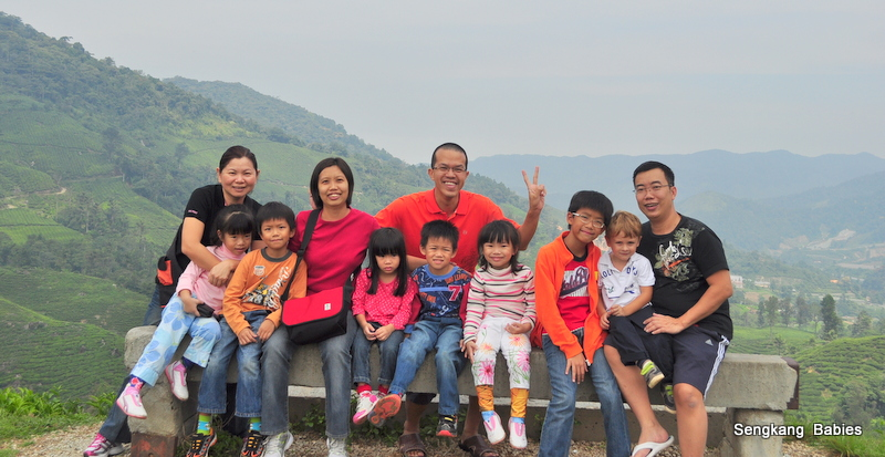 Cameron Highlands family itinerary