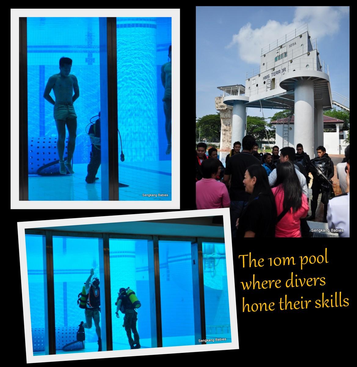 NDU Divers Singapore