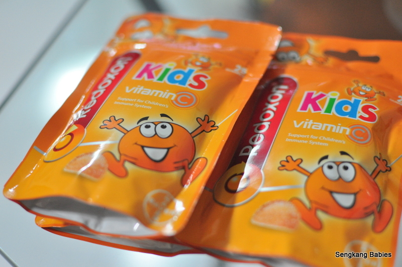 Redoxon Vitamin C For Kids Archives Sengkang Babies