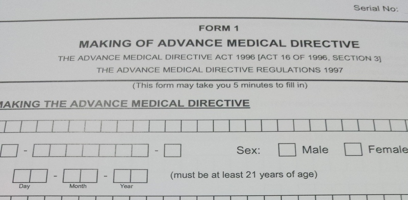 Advanced Medical Directive Archives - Sengkang Babies