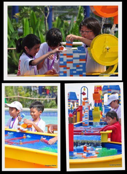 Legoland Imagination station