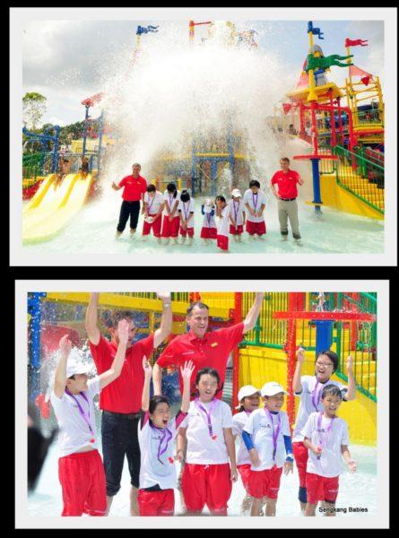 Legoland Water Park opening