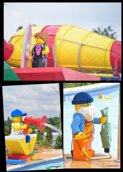 Legoland figurines