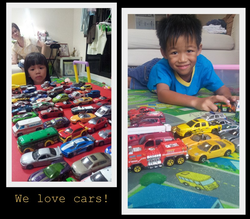 boys love toy cars