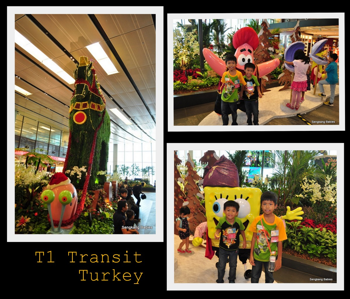 Changi Christmas event, Changi Christmas kids activities, Changi family attractions