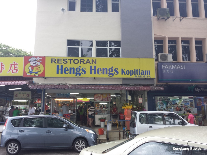 Hengs Hengs Kopitiam, good food Hengs Hengs Johor