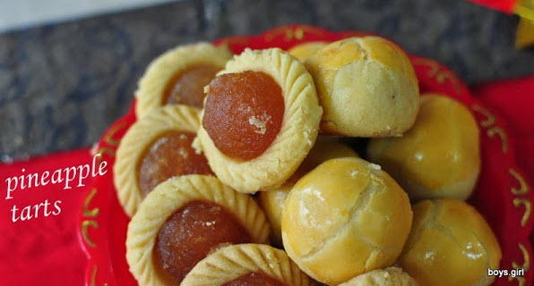 CNY Pineapple tarts,Pineapple tarts pricing