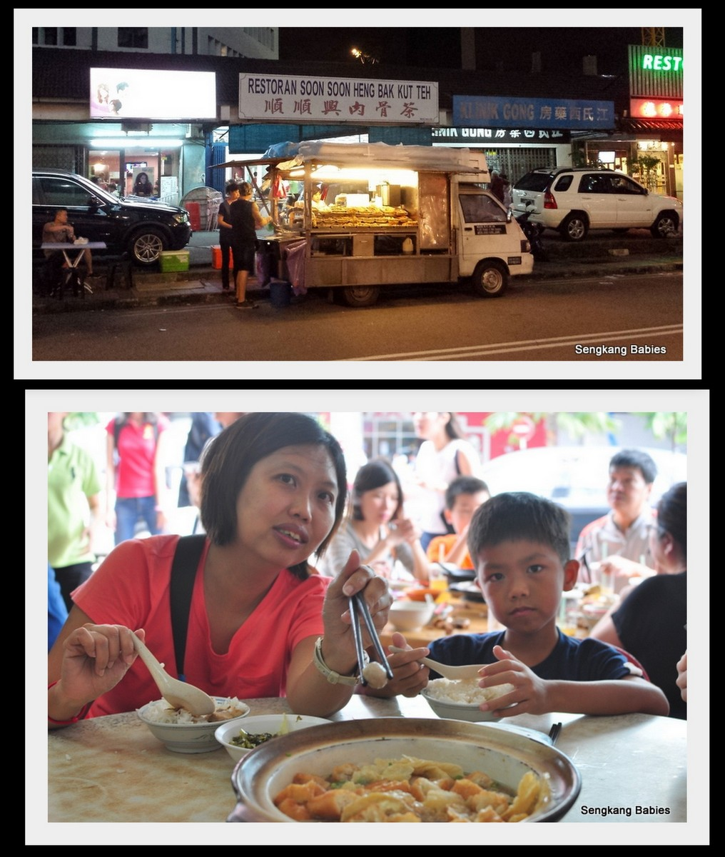 Popular Bak Ku Teh Johor, recommend Bak Ku Teh Johor