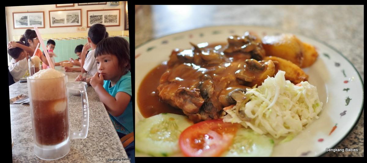 Best Chicken Chop Johor