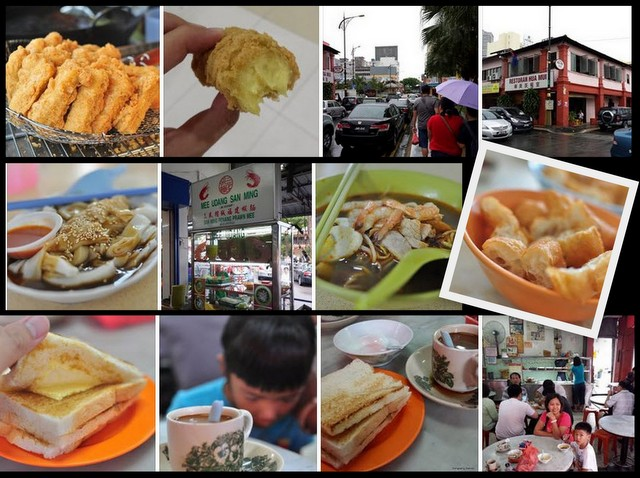 Johor Street Food, famous johor food