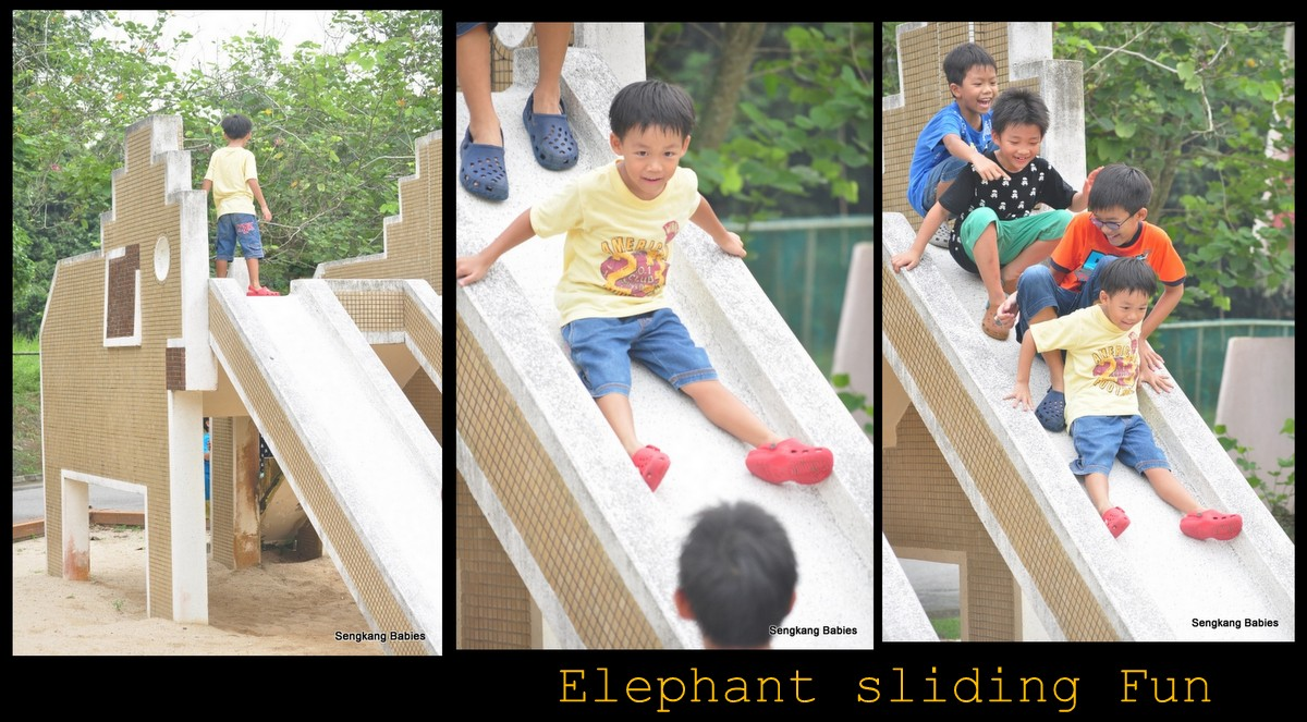 Old Elephant playground Pasir Ris