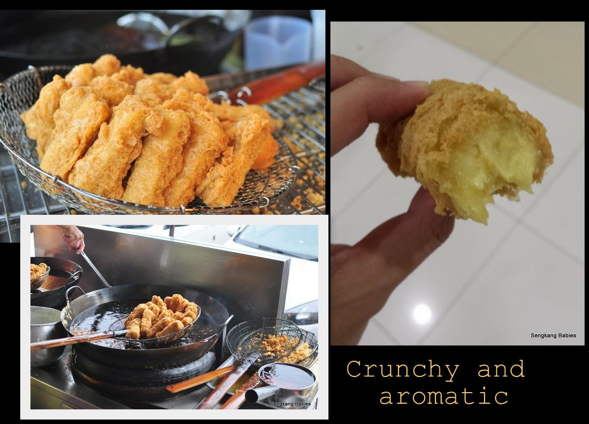 Fried Durian Johor, Wah Cai Fried Durian
