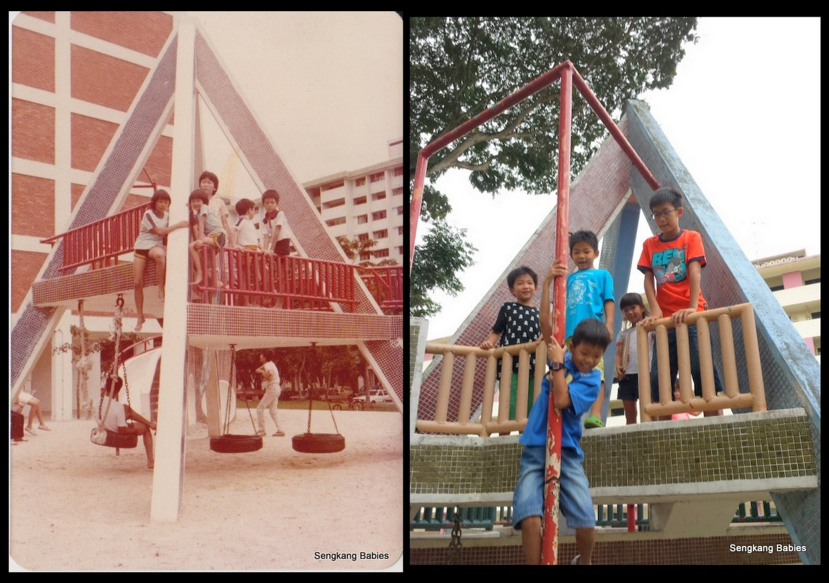 oldest playgrounds singapore
