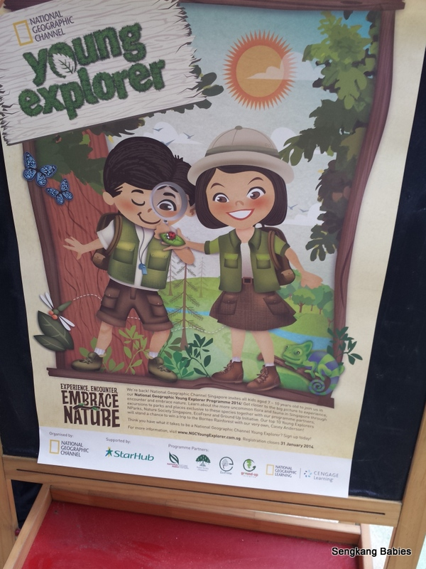 National Geographoc Young Explorer registration, National Geographoc Young Explorer workshops