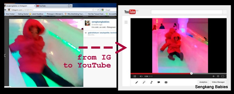 how to convert Instagram video, how to download Instagram video