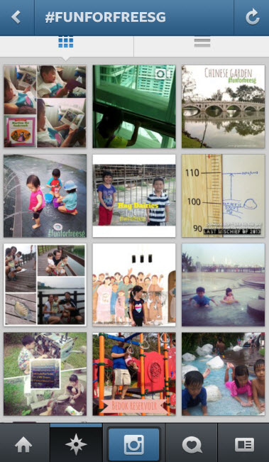 SengkangBabies IG, #FunforFreeSG, Free playgrounds Singapore