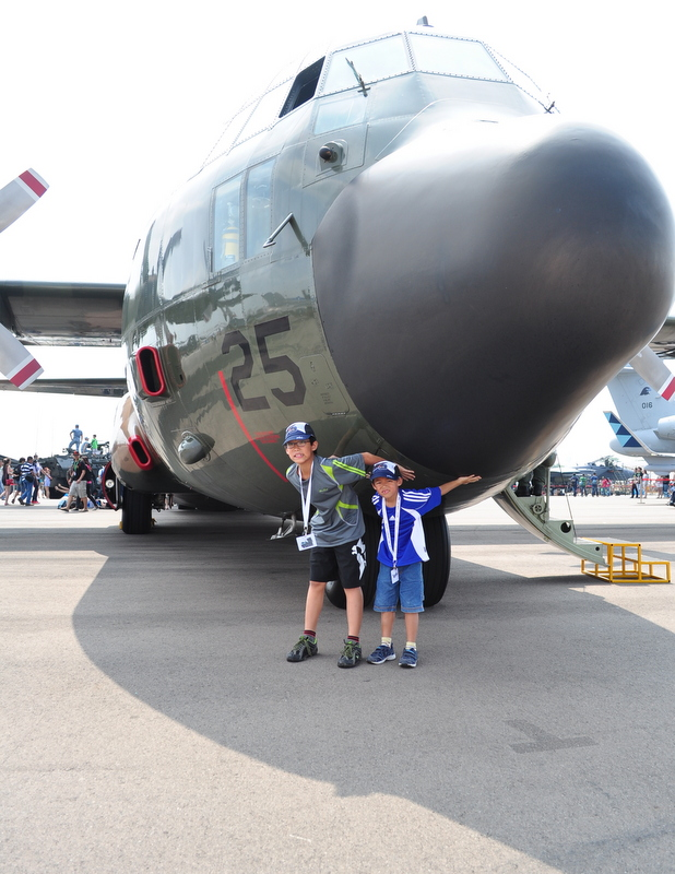 Hercules c-130 Singapore