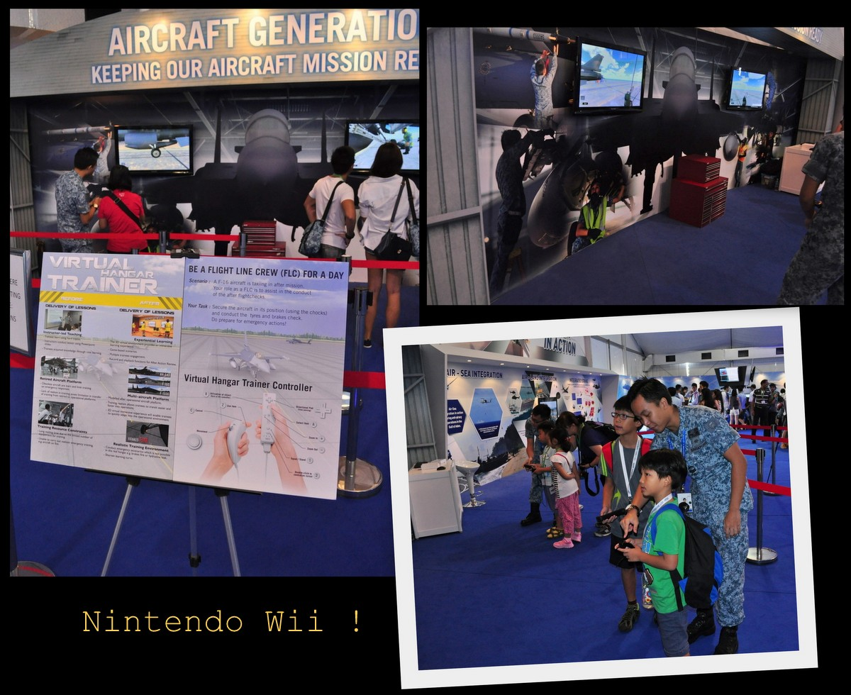 Simulation and Games at RSAF45