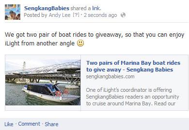 Marina Boat ride tickets