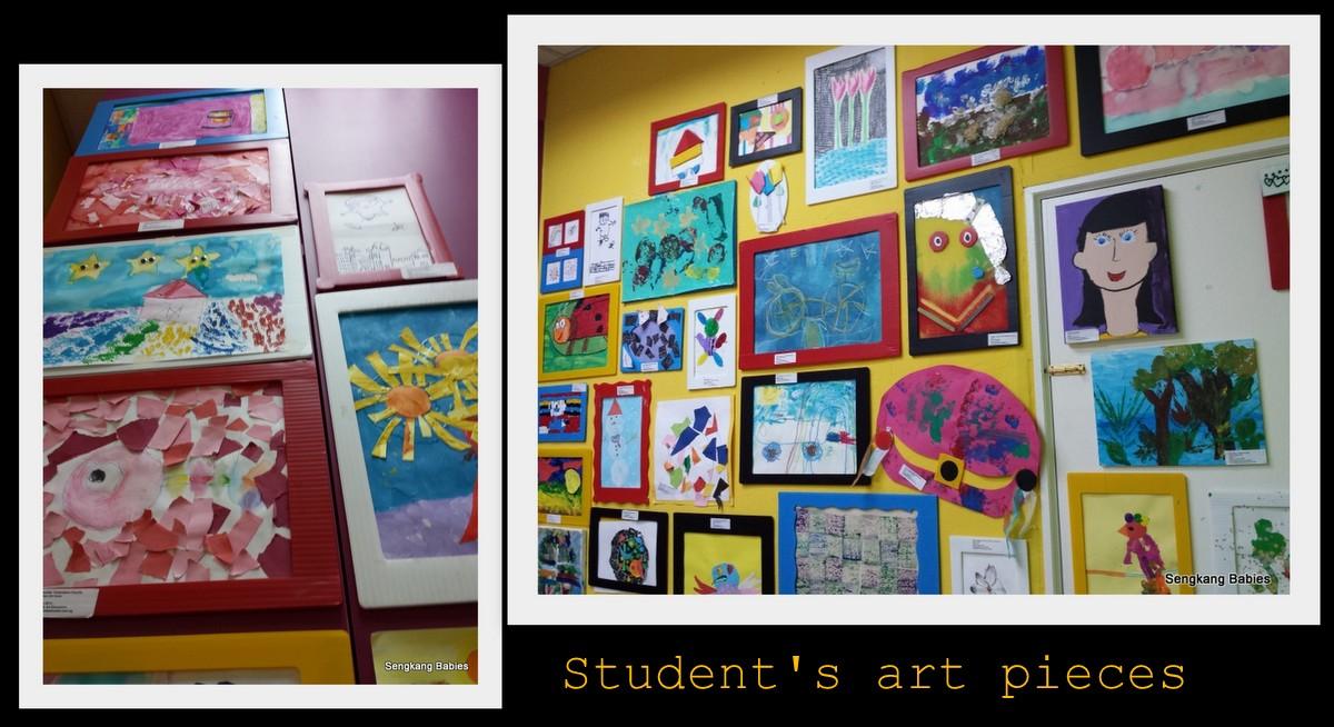 arts class Singapore
