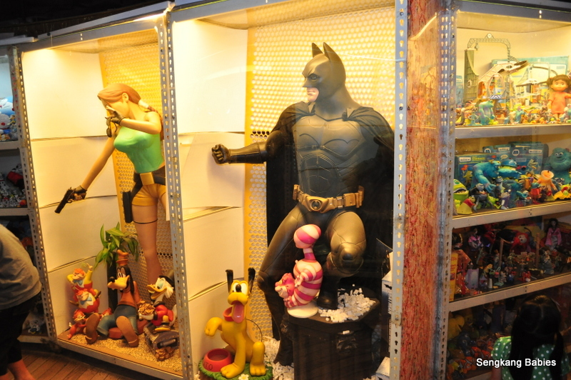 Lifesize Toy Batman