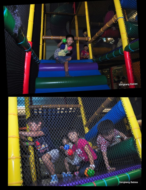 Indoor playground Singapore