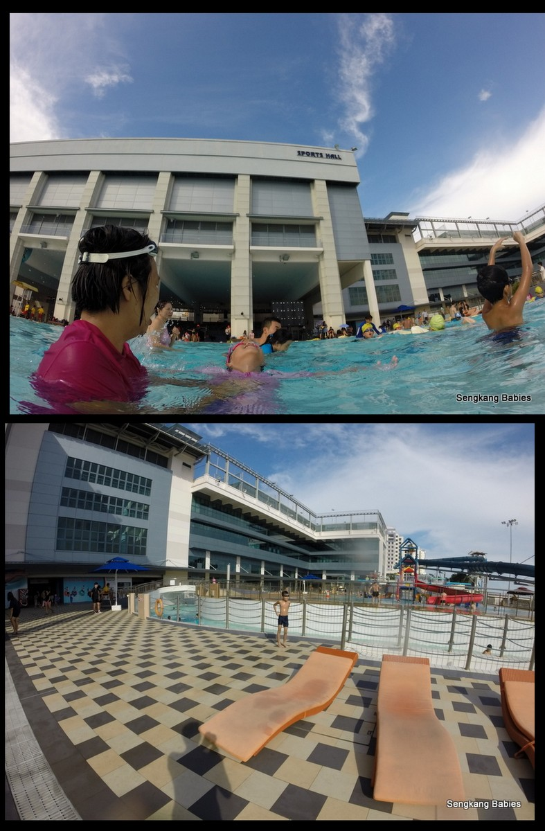 Jurong West Feature pool