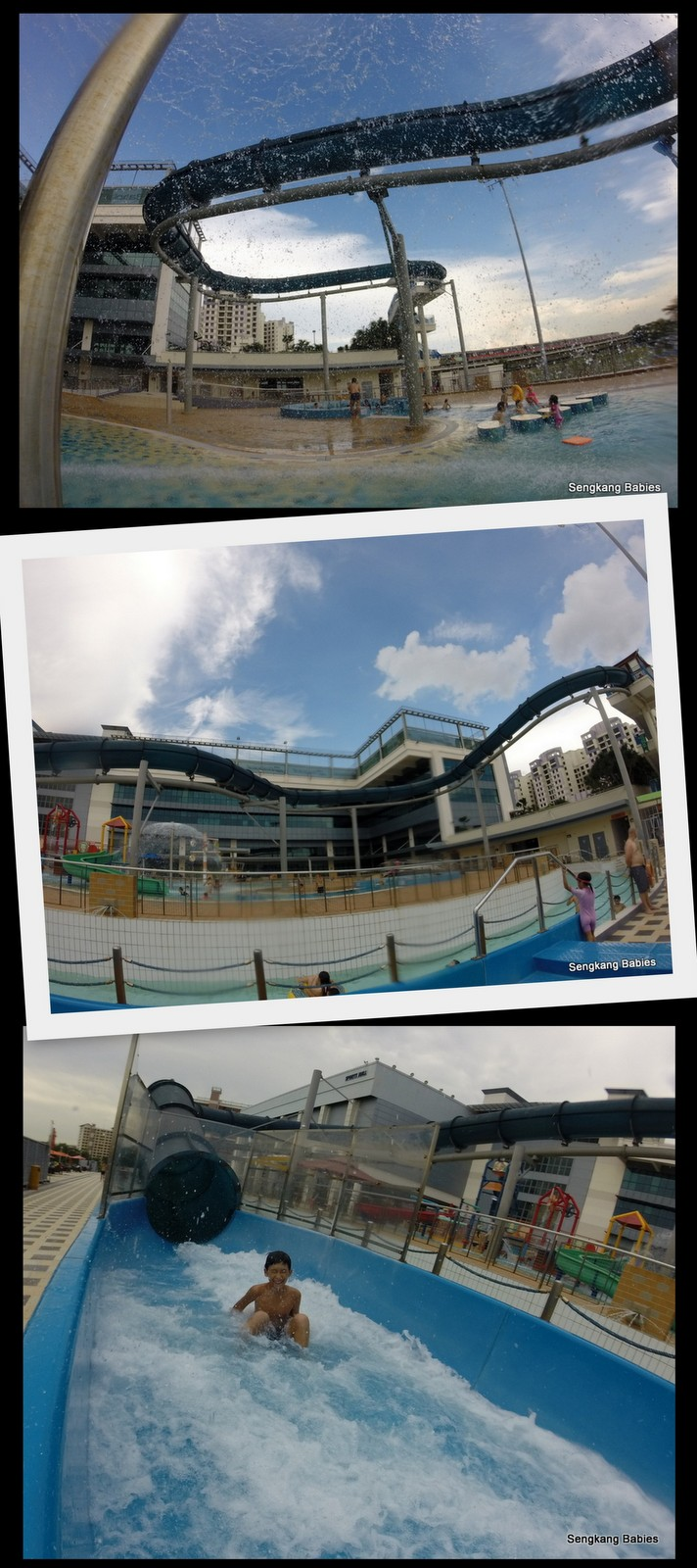 Swimming Pool Next To Pioneer Mrt Archives Sengkang Babies