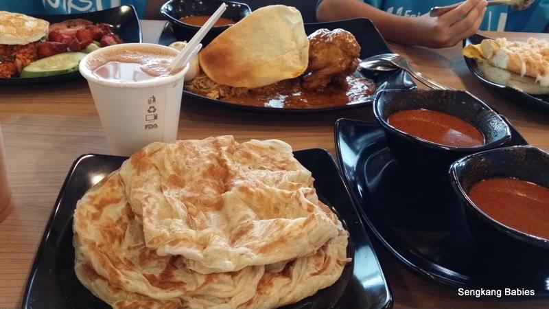 Roti Prata my briyani house