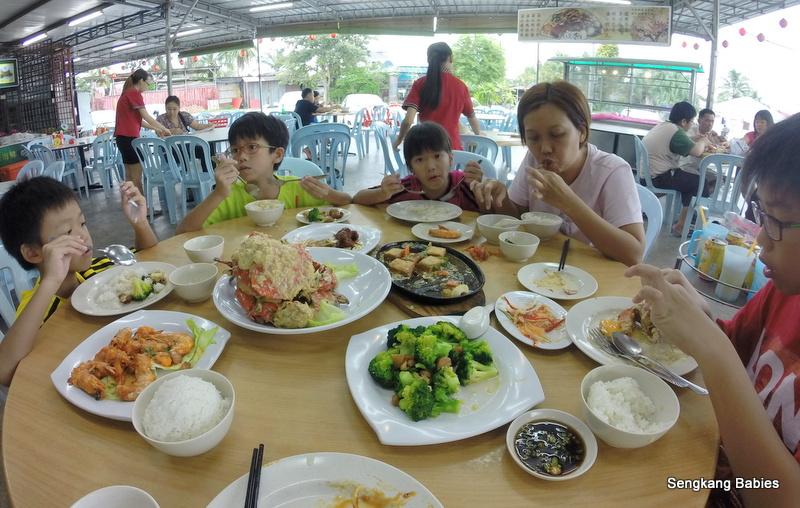 Johor seafood