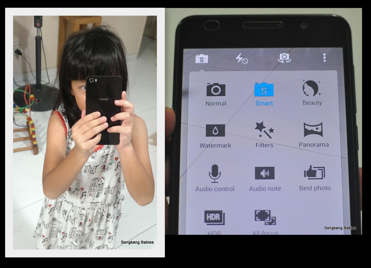 Huawei camera quality