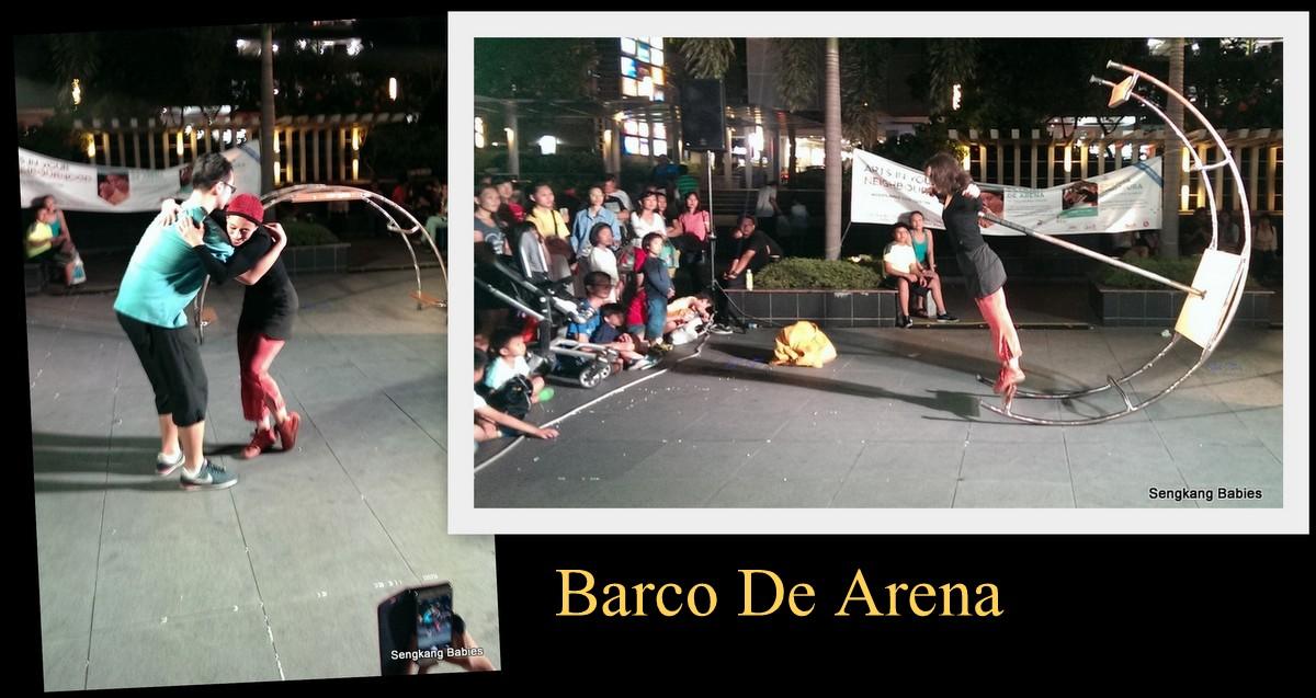 Claire Ducreux Barco De Arena