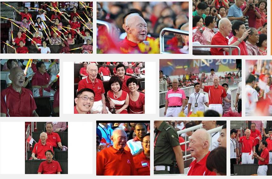 Lee Kuan Yew NDP