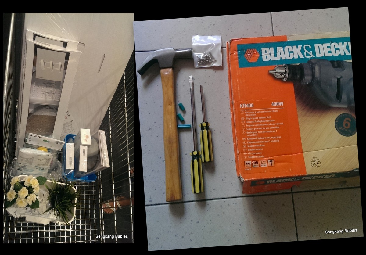 IKEA diy fix