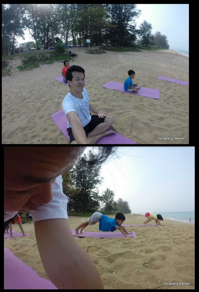 Yoga Holiday Inn Phuket