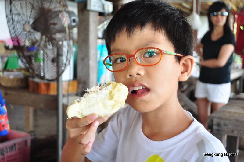 Bao sheng durian