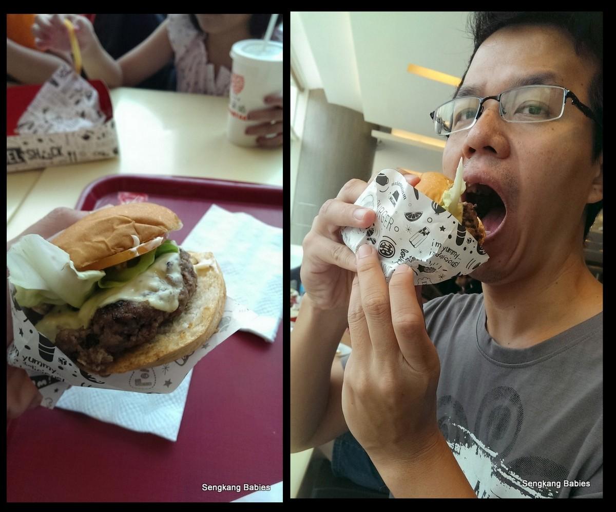 KL famous burger