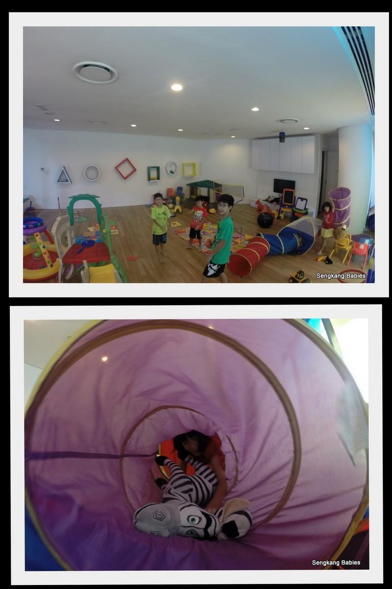 Kids club KL hotel