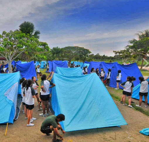 camping Koref farm