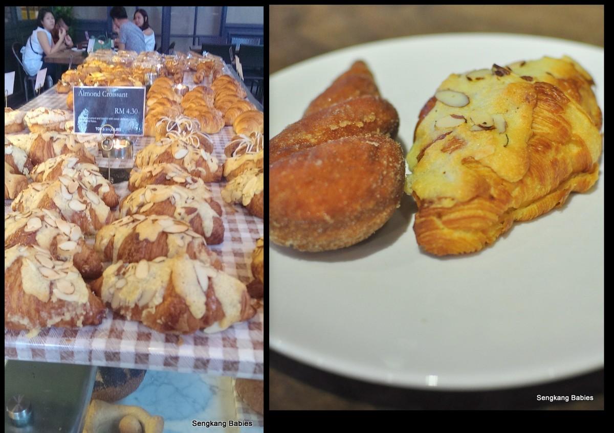 Almond bread tous les jours