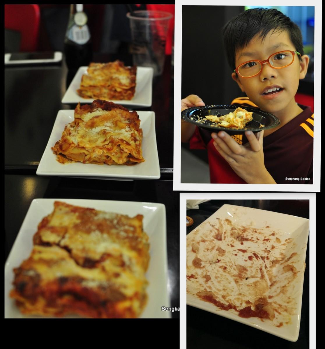 Super Dario Lasagna