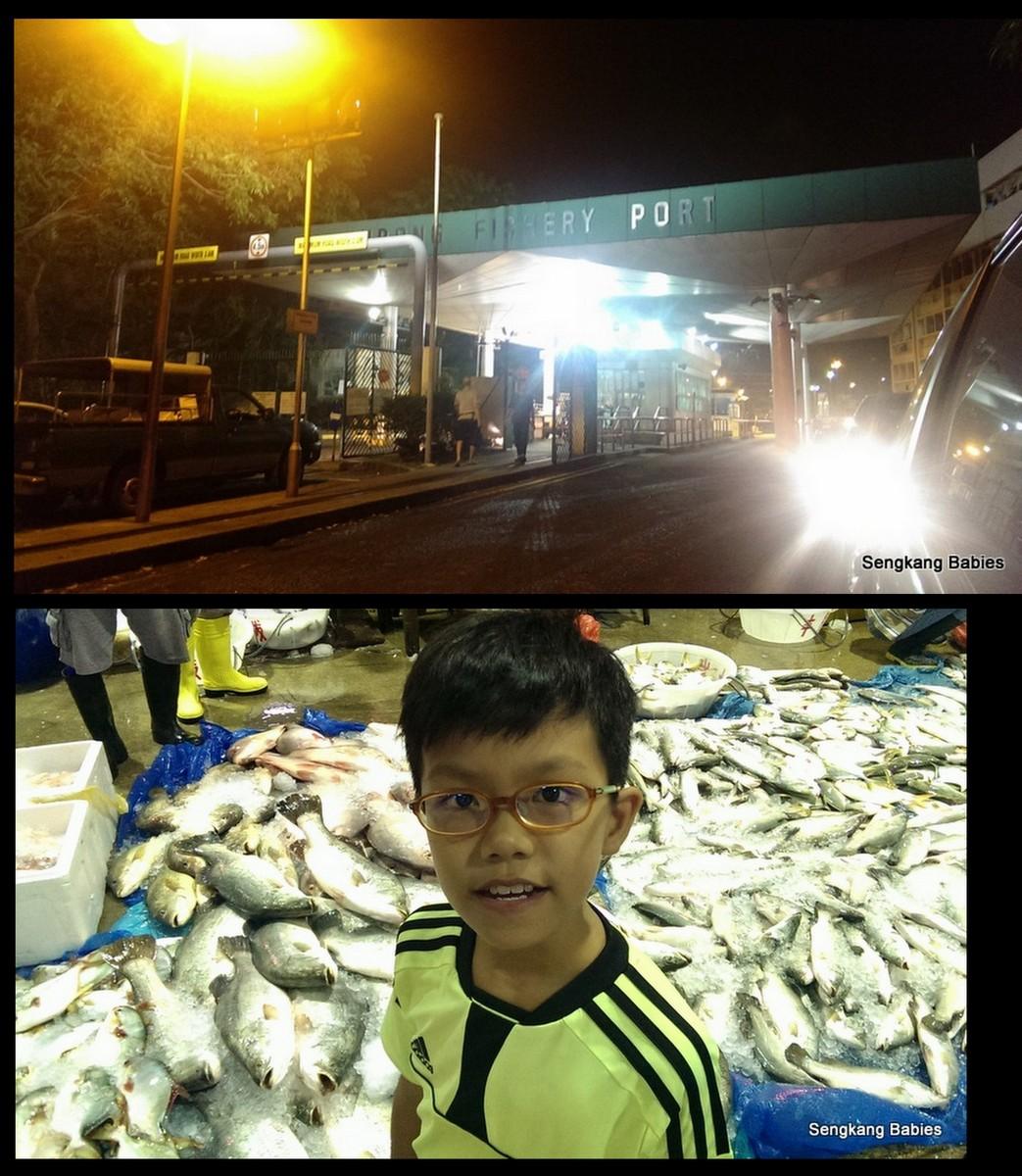Fish market Jurong