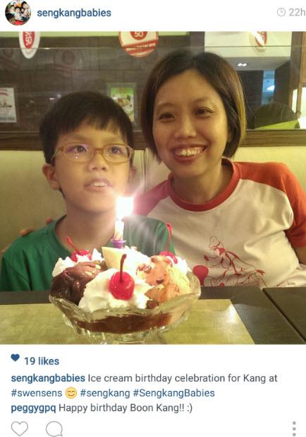 Kang birthday