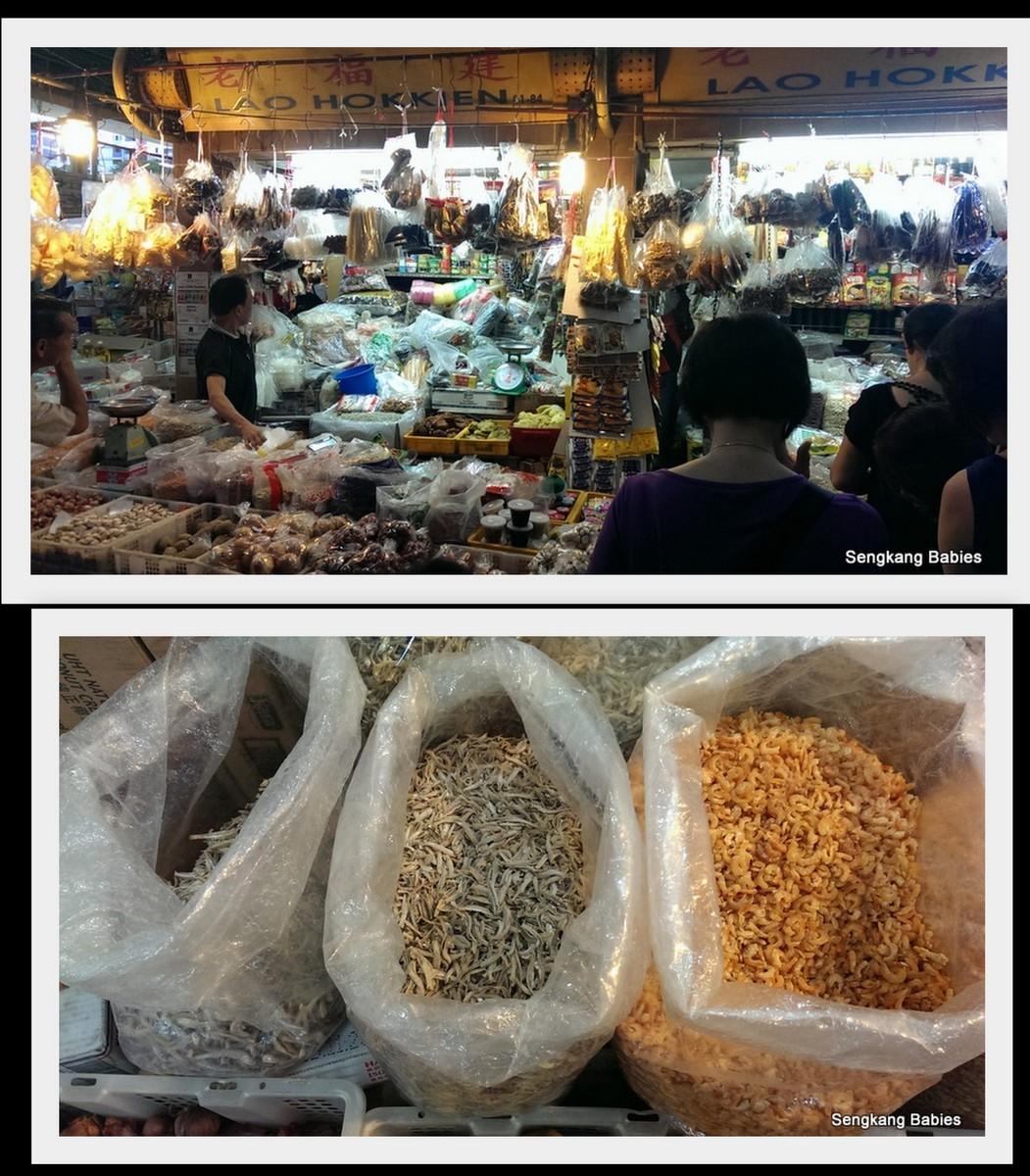 SengkangBabies wet market