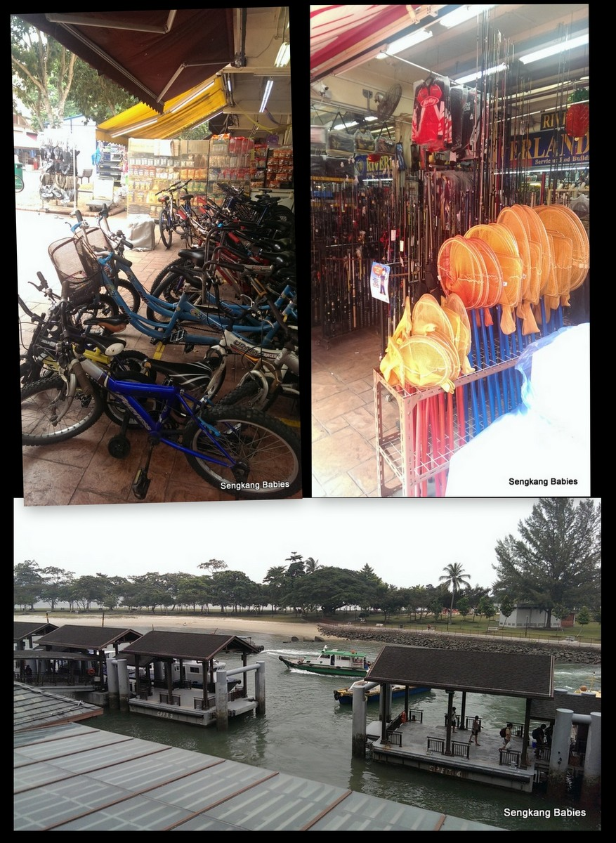Changi Village activities