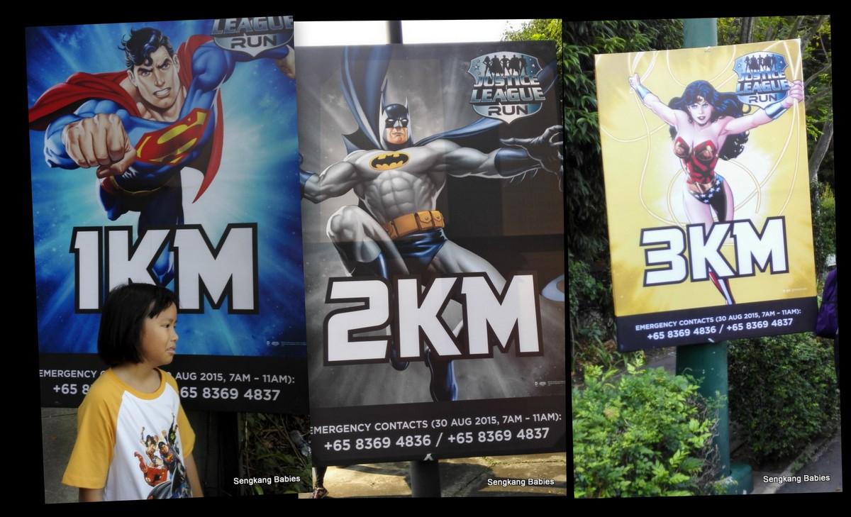 Justice DC league run