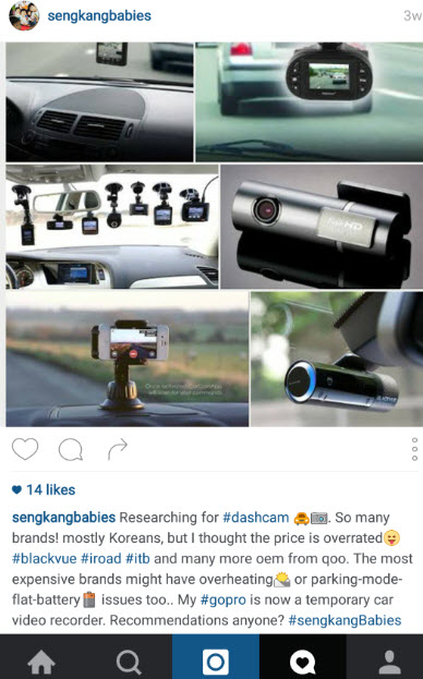 Recommend Dashcam car camera