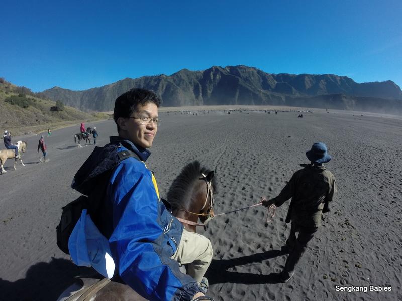 Kawah Ijen or Mount Bromo