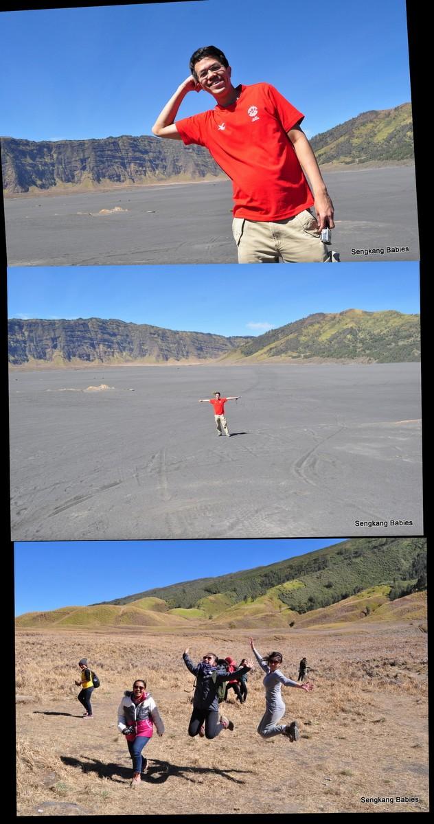 Whisphering Sand Bromo
